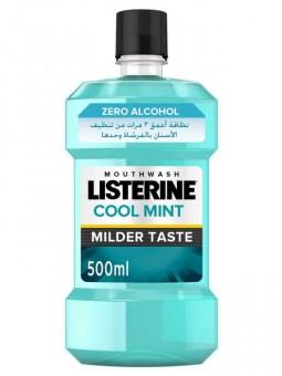 غسول الفم بالنعناع المعتدل من ليسترين - 500مل